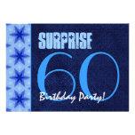 SORPRENDA el 60.o azul real V10A de la fiesta de c Comunicado Personal