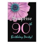 SORPRENDA la 90.a margarita del rosa de la Invitacion Personal
