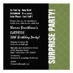 SORPRENDA W093 verde del trigésimo cumpleaños y ne Anuncio Personalizado