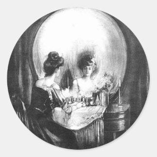 Sorpresa 1 del cráneo Pegatinas de Haloween