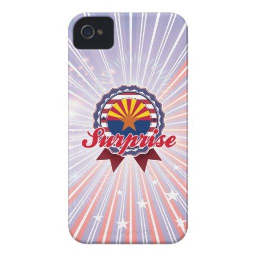 Sorpresa, AZ iPhone 4 Cárcasas