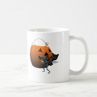 Sorpresa de Halloween Taza
