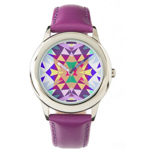 Sorpresa - reloj azteca púrpura
