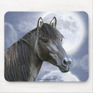 Sorraia Spanish Mustang Stallion Horse & Mousepad