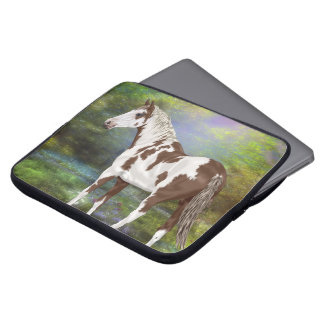 Sorrel Tovero Paint Horse Print Computer Sleeve