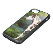 Sorrel Tovero Paint Horse Print OtterBox Symmetry iPhone SE/8/7 Case
