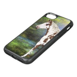 Sorrel Tovero Paint Horse Print OtterBox Symmetry iPhone 8/7 Case