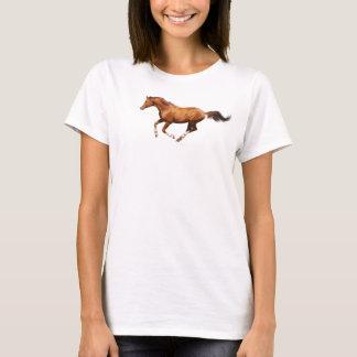 Sorrel trakehner stallion T-Shirt
