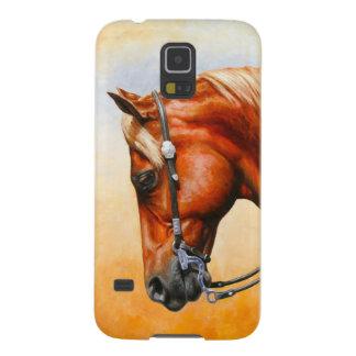 Sorrel Western Pleasure Quarter Horse Galaxy S5 Case