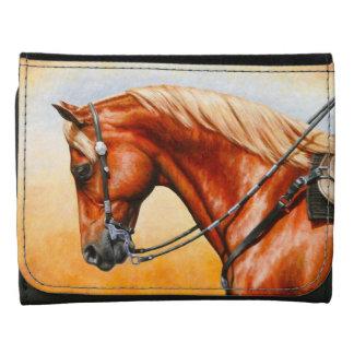 Sorrel Western Pleasure Quarter Horse Wallet
