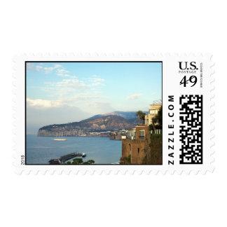 Sorrento - 4 postage stamps