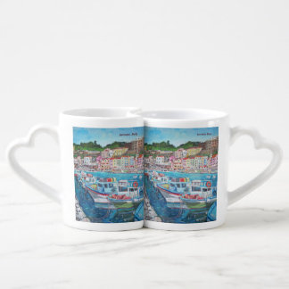 Sorrento, Coffee Mug Set
