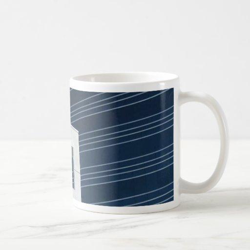 Sorrento Court 3 Classic White Coffee Mug