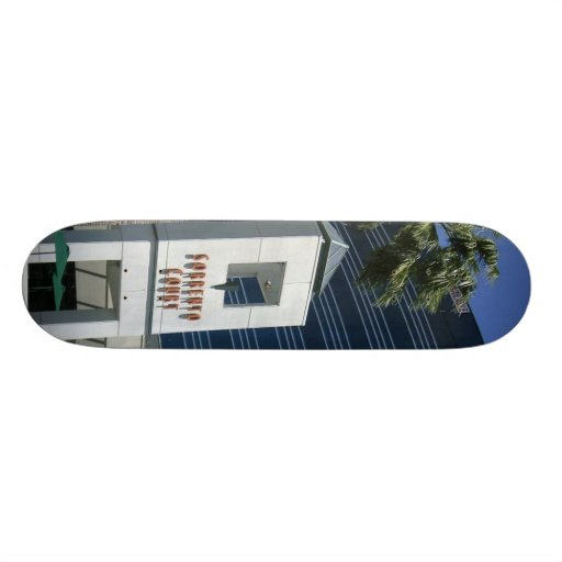 Sorrento Court 3 Skateboard Decks