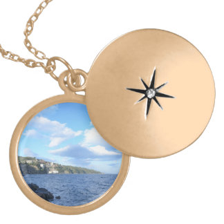 Sorrento Gold Plated Necklace