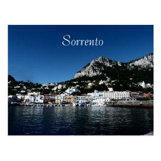 Sorrento, Italia Postales