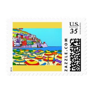 Sorrento Italy Postage