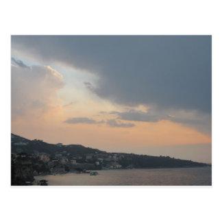 Sorrento, Italy Postcard