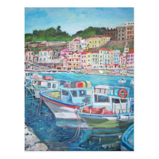 Sorrento, Italy - Postcard