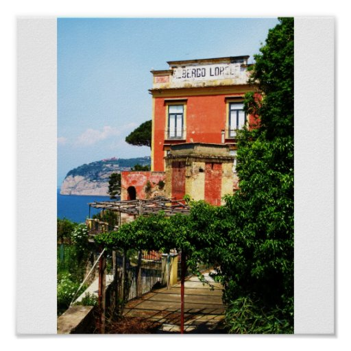 Sorrento, Italy Posters