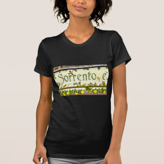 Sorrento,  Italy,  Sign T-Shirt