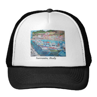 Sorrento, Italy - Trucker Hat