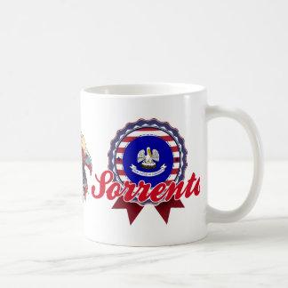 Sorrento, LA Classic White Coffee Mug