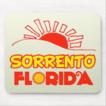 Sorrento, la Florida Tapete De Ratón
