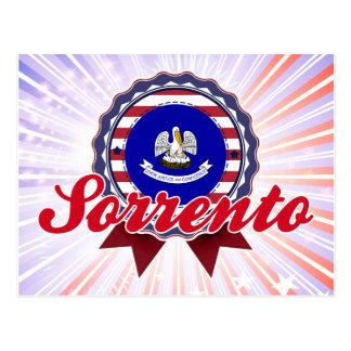 Sorrento, LA Post Card