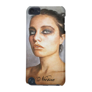 Sorrow classic oil portrait painting beauty woman iPod touch (5th generation) case