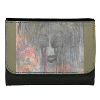 Sorrow Falls, Fantasy art by Colleen Wallen Women's Wallet