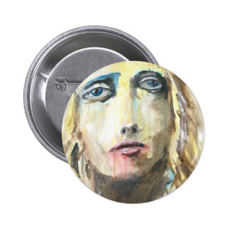 Sorrow Pinback Button
