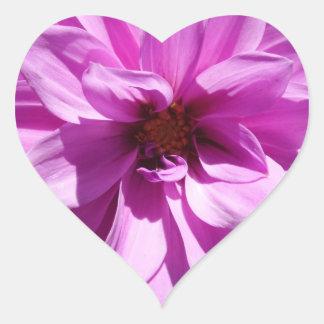 Sorrow Pinky Heart Sticker