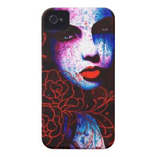 Sorrow - Pop Art Portrait iPhone 4 Cover