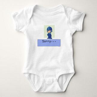 Sorry Baby Bodysuit