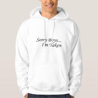 Sorry Boys, I'm Taken Pullover