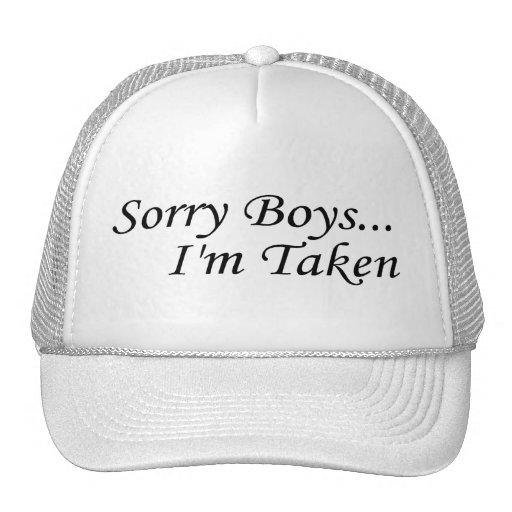Sorry Boys Im Taken TShirt  Zazzlecom