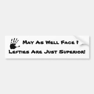 Sorry! Car Bumper Sticker