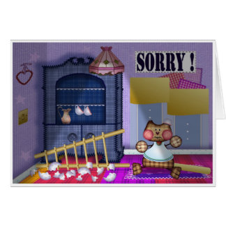 Sorry! Card