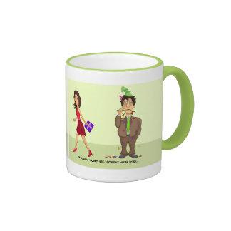 Sorry Etc. Doesn't Wear Well Mug
