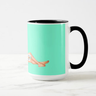 Sorry for What I said When I Was Pregnant Pinup Mug