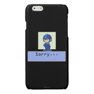 Sorry Glossy iPhone 6 Case