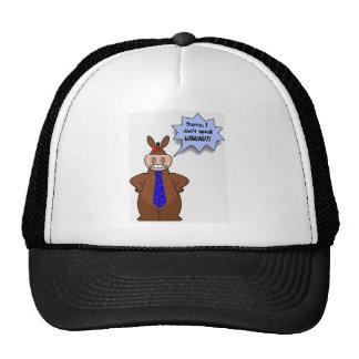 Sorry, I don't speak wingnut! Trucker Hat