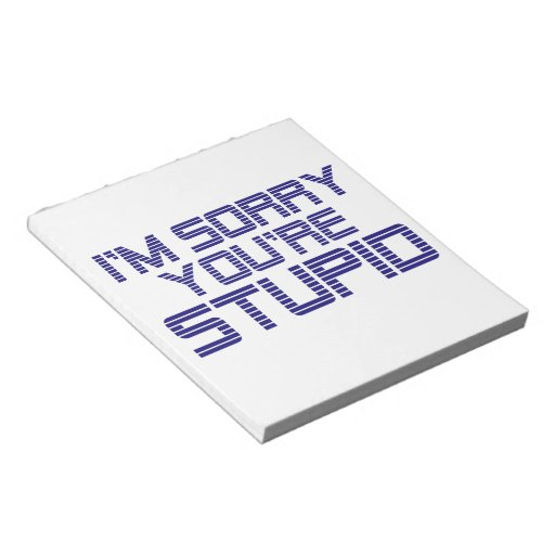 Sorry Ice Memo Note Pads