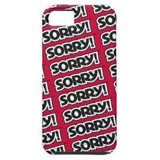 Sorry! iPhone SE/5/5s Case