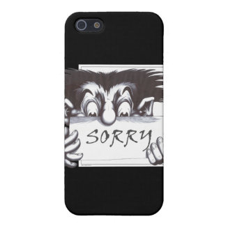 Sorry iPhone SE/5/5s Cover