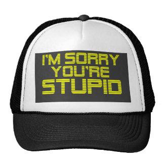 Sorry Lemonade Trucker Hat