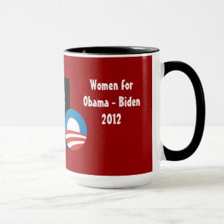 Sorry Mitt - We're for Obama! Mug