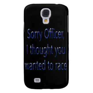 Sorry Officer Race Iphone 3 3g 3gs Case Speck Galaxy S4 Cases