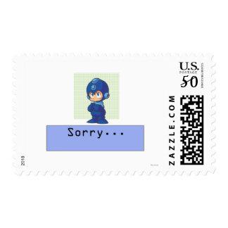 Sorry Postage